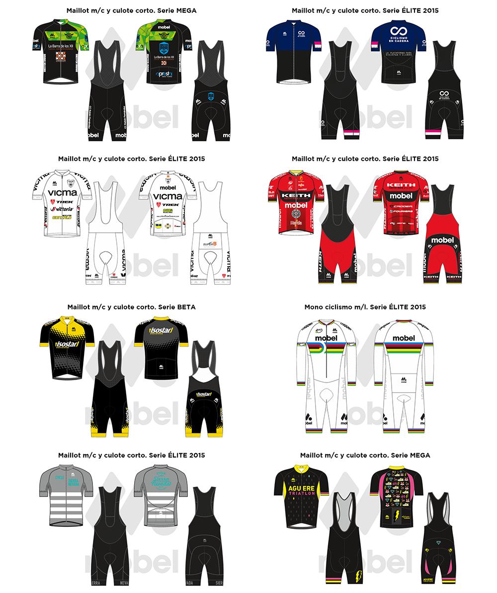 Complementos Sport Ropa Mobel Personalizada Equipaciones Ciclismo xqtx0w6vF