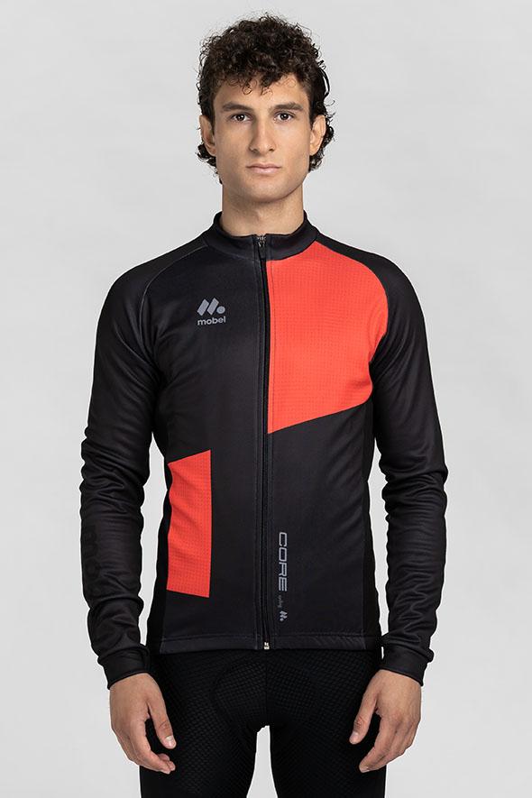 01 maillot manga larga CORE mobel sport