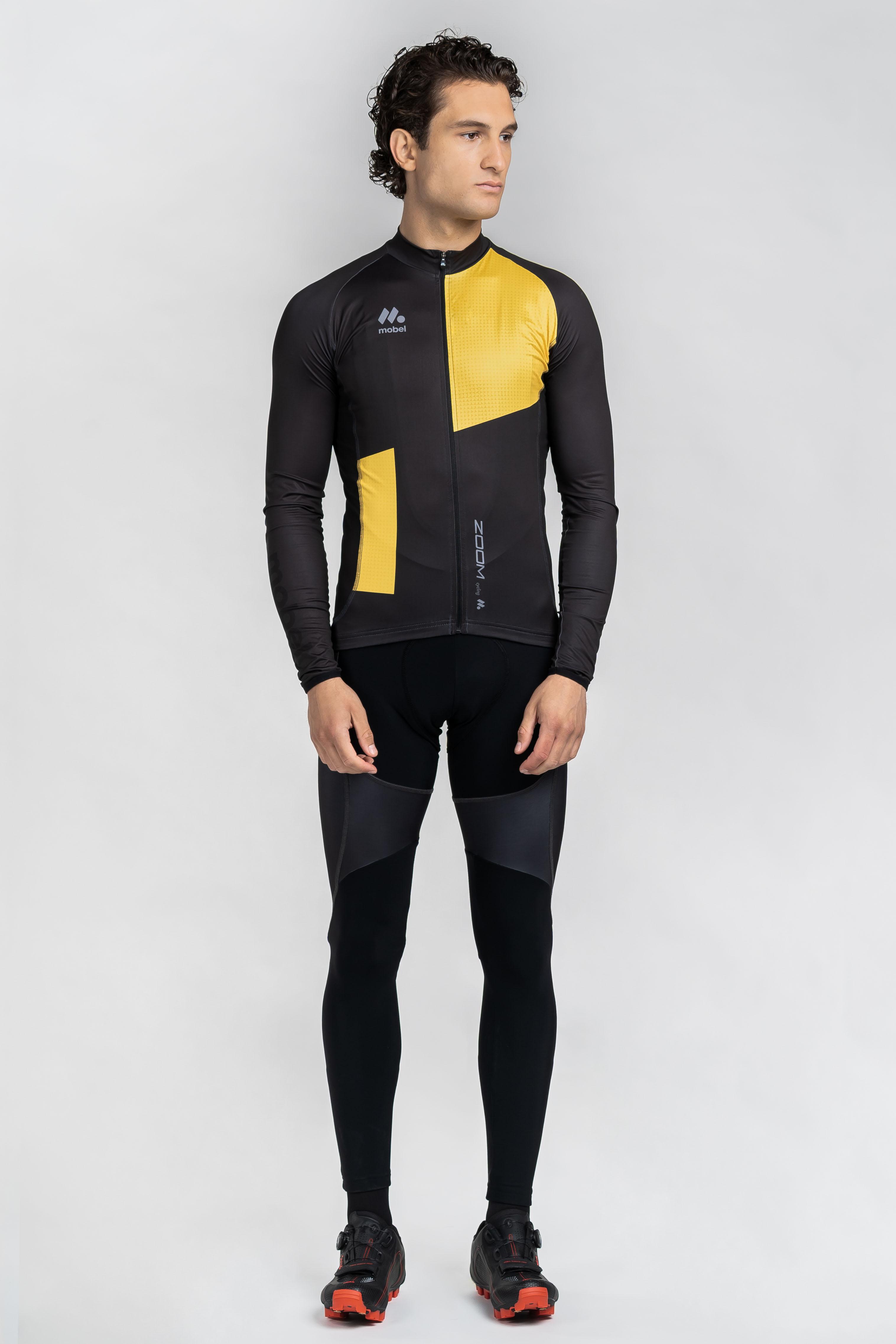 01 maillot manga larga culote largo ZOOM mobel sport