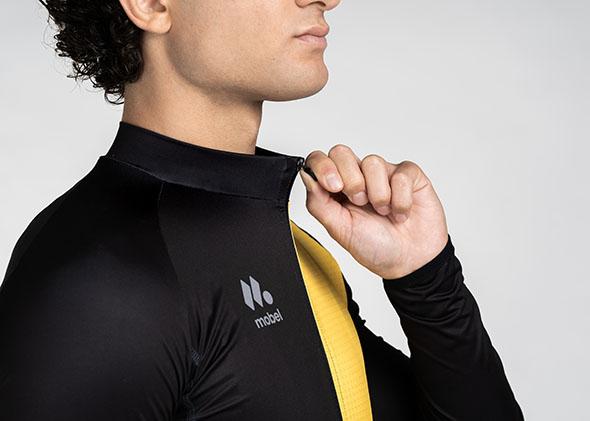 02 maillot manga larga culote largo ZOOM mobel sport