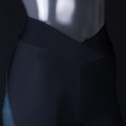 Culote largo femenino BLACK PRO detail 1