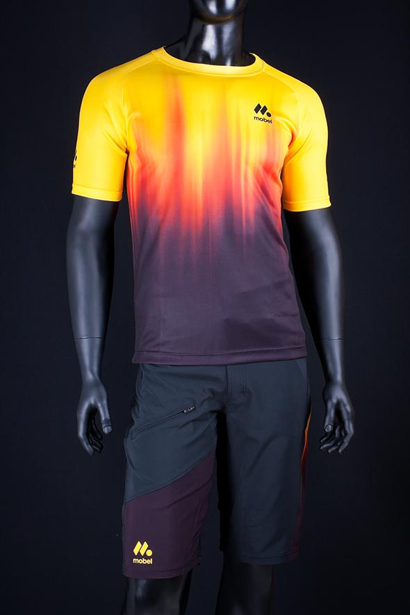 Camiseta DownHill front