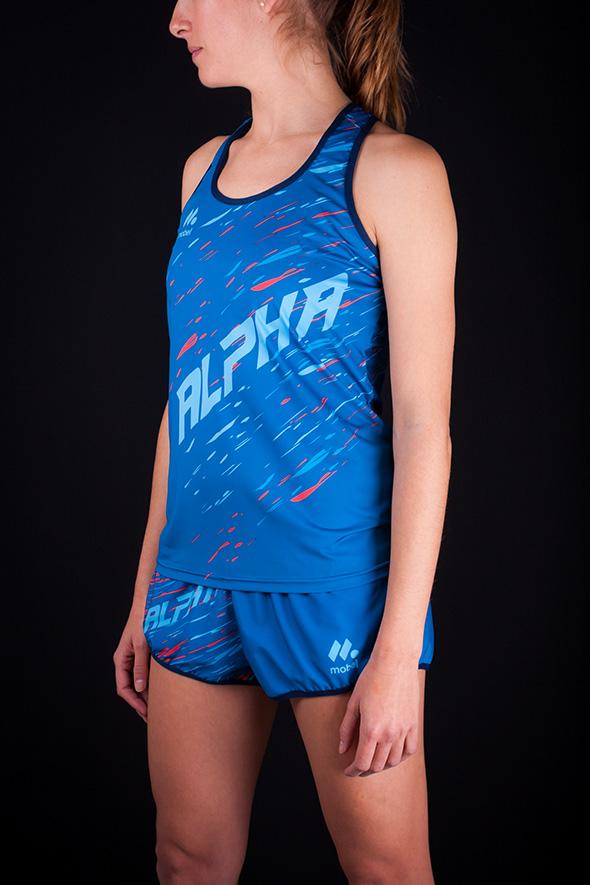 1d3ae9f8 Ropa atletismo personalizada - Running, Entrenamiento - Mobel Sport
