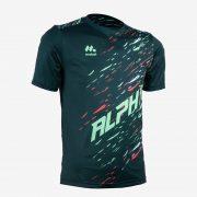 Camiseta mcorta atletismo masc ALPHA front