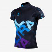 Camiseta mcorta fem Trail Running ULTRA front