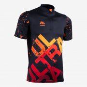 Camiseta mcorta masc Trail Running ULTRA front