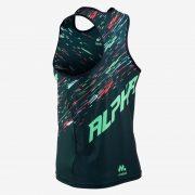 Camiseta tirantes atletismo masc ALPHA back