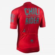 Chili Rider back
