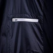 BLACK PRO 2018 chaleco cortavientos bolsillo cremallera reflectante
