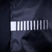 BLACK PRO 2018 chaleco cortavientos detalle reflectante