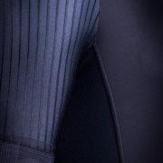 BLACK PRO 2018 maillot manga corta laterales microcalados